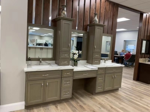 Solid Wood Cabinet 1